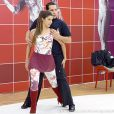 Tiago Abravanel já quis ser bailarino. O cantor revelou a vontade que tinha na infância durante ensaio do 'Dança dos Famosos' do dia 5 de setembro de 2013