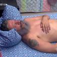 Laércio foi causou polêmica na casa do 'BBB16'. Ana Paula foi a sister mais incomodada com a sua presença e reclamou do designer dormir usando somente cueca