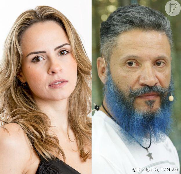 Ana Paula Renault comenta prisão de Laércio, do 'BBB16', por estupro: 'Não existem culpados sem provas', nesta segunda-feira, 16 de maio de 2016