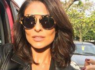 Juliana Paes exibe cabelo mais curto e pede opinião dos fãs: 'Cortei! Gostaram?'
