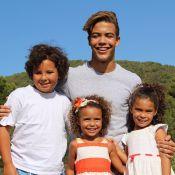 Ronaldo desabafa no Twitter após ofensa aos filhos: 'Sejam mais educados'