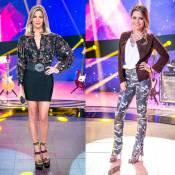 Fernanda Lima nega desavença com Sandy no 'SuperStar': 'Não crio inimizades'