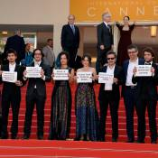 Sonia Braga e mais atores protestam contra impeachment em Cannes: 'Golpe'. Vídeo