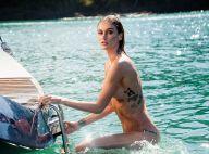 Vivi Orth, capa da 'Playboy', elogia Piovani e assume silicone: 'Mais proporção'