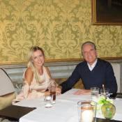 Roberto Justus e Ana Paula Siebert celebram 1 ano de casados em Veneza. Fotos!