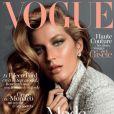 Capa da Vogue Paris, a mãe de Benjamin e Vivian mostrou que as gestações não mudaram em nada o seu corpo escultural