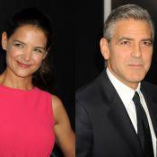 Katie Holmes e George Clooney podem estar saindo sem compromisso