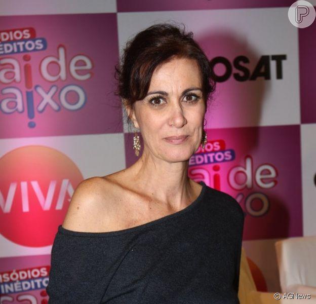 Márcia Cabrita foi escolhida para ser madrinha do projeto educativo sobre o câncer, Outubro Rosa do Conselho Regional de Enfermagem