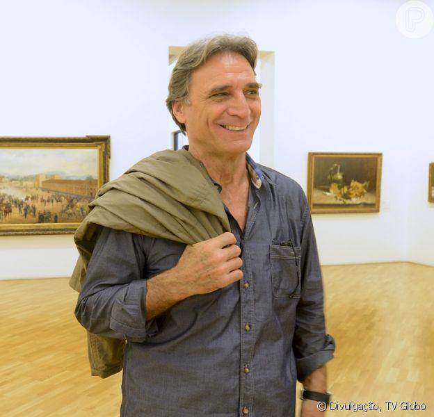 Herson Capri completa 62 anos nesta sexta-feira, 8 de novembro de 2013