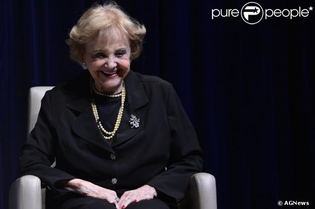Eva Todor completa 94 anos neste sábado, 9 de novembro de 2013