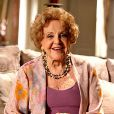A última novela em que Eva atuou foi 'Salve Jorge', de Gloria Perez, na qual interpretou  Dália