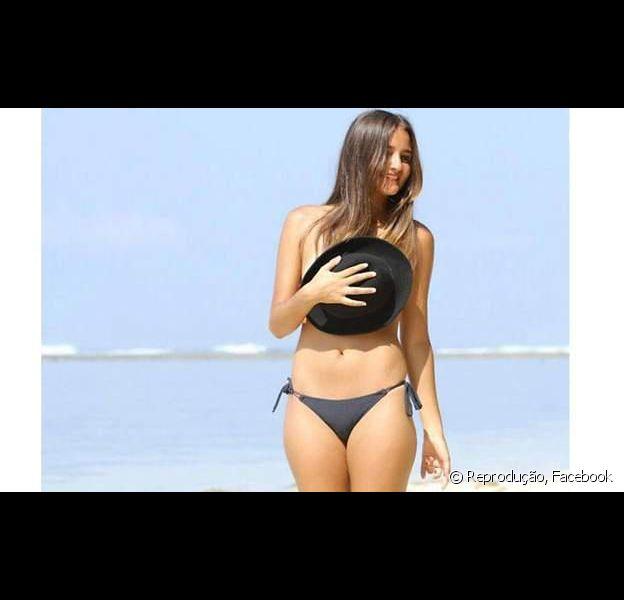 A jovem de 21 anos Catarina Migliorini ganhou fama nacional após leiloar a sua virgindade, em 2012