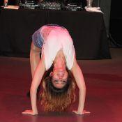 Wanessa exibe elasticidade em show e afasta boatos de gravidez
