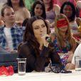Cleo Pires participa do 'Amor & Sexo' e fala que gosta de um fetiche