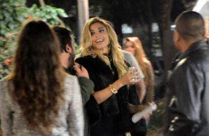 Grazi Massafera usa look sexy em gravação da novela 'A Lei do Amor'. Fotos!
