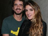 Grávida, Rafa Brites festeja 6 anos ao lado de Felipe Andreoli: 'Coisa linda'