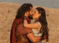 'A Terra Prometida': Josué (Sidney Sampaio) beija Aruna e a pede em casamento