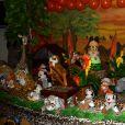O tema do aniversário de 3 anos de Bento foi Disney Safari