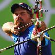 Em sua modalidade, tiro com arco, o americano é apontado como um dos grandes favoritos ao pódio olímpico