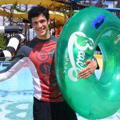 Mateus Solano, após fim de 'Liberdade', curte férias com família no Ceará. Fotos