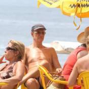 Marcos Caruso, após 'Avenida Brasil' e 'O Canto da Sereia', aproveita férias