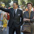 Tom Hanks não aparecerá fumando cigarros nas telas de cinema ao interpretar o criador de personagens infantis Walt Disney