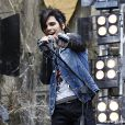 Em seu papel na 'Saga Sangue Bom', Filipinho (Josafá Filho) interpretou a canção 'Mordida de Amor', em 'Sangue Bom'