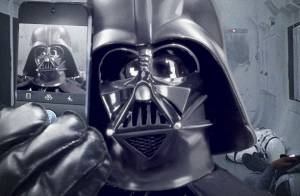 'Star Wars' lança Instagram com foto de Darth Vader para divulgar 7° filme
