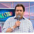 Fausto Silva está entre os nomes da lista de convidados de Boni para o desfile no Carnaval de 2014, em 9 de dezembro de 2013