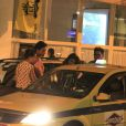 Mariana Rios e Jay Zan pegaram o mesmo táxi