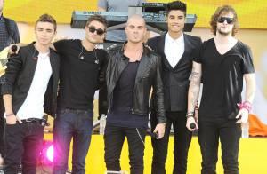 The Wanted cancela turnê pela Europa após Max George alegar questões familiares