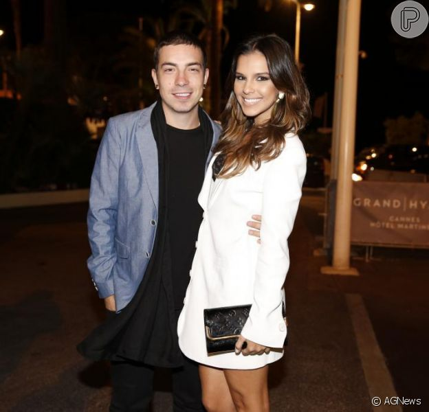 Mariana e Di Ferrero terminaram o noivado em junho. Segundo fonte, ela ainda acreditava que havia uma possibilidade de reconciliação