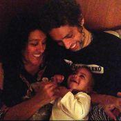 Regina Casé apresenta Roque, seu filho adotivo: 'A vida deu um olé no tempo'
