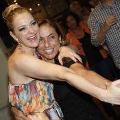 Cissa Guimarães e outros famosos aplaudem Alexandra Richter em estreia teatral