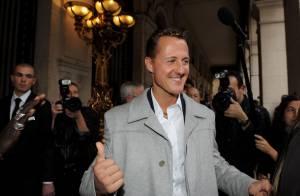 Michael Schumacher tem 'leve sinal de melhora' após segunda cirurgia, diz médico