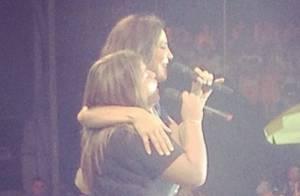 Ivete Sangalo faz dueto com Preta Gil durante show em São Paulo: 'Arrasou'