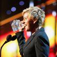 Ellen Degeneres ganha a categoria Melhor Apresentador de programa vespertino na TV, no People's Choice Awards 2014