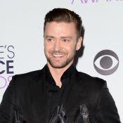 PCA 2014: Justin Timberlake ganha três prêmios e comemora em rede de fast food