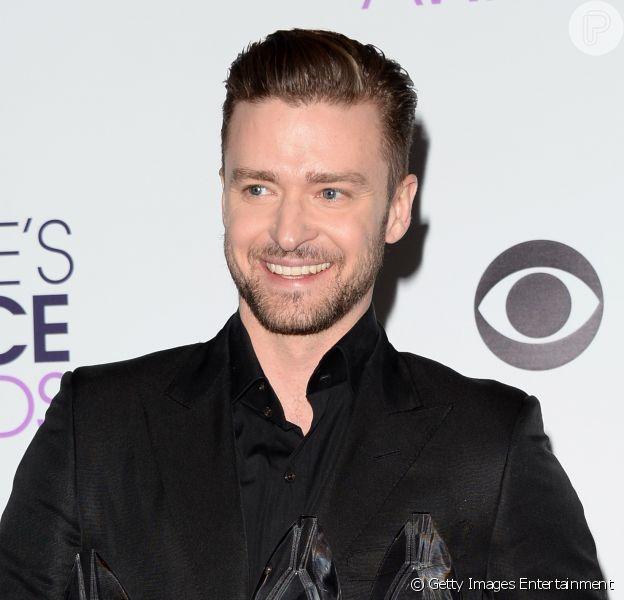 Justin Timberlake é o grande vencedor do People's Choice Awards 2014