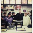 Justin Timberlake vai à rede de fast food Taco Bell depois do People's Choice Awards
