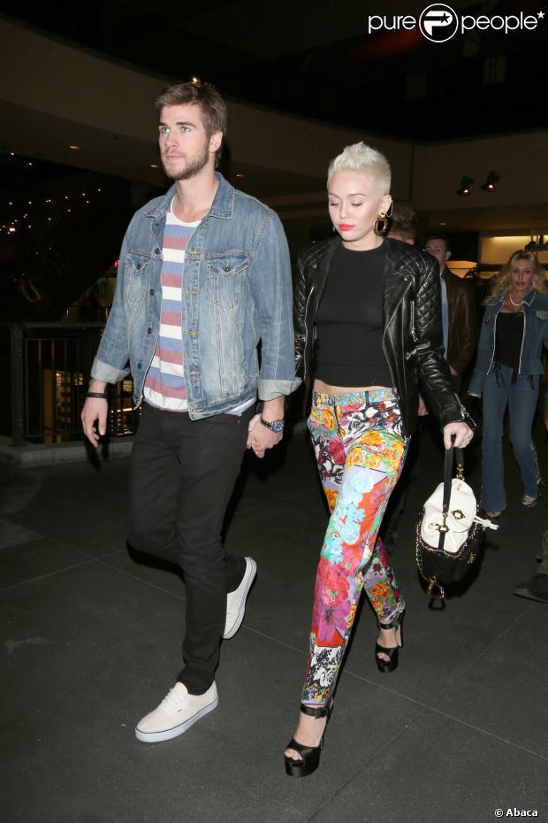 Miley Cyrus e o ex-noivo Liam Hemsworth não se falam mais. De acordo com uma fonte disse ao 'The Hollywood Life', a vida da cantora está melhor sem ele