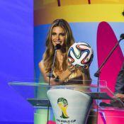 Fernanda Lima diz que quer conferir se Cristiano Ronaldo é mesmo tão bonito