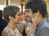 'A Lei do Amor': Letícia ajuda Tiago a salvar tecelagem e eles quase se beijam
