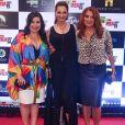 Mariana Xavier, Alexandra Richter e Patricya Travassos se reúnem na pré-estreia do filme 'Minha Mãe é Uma Peça 2' em São Paulo, nesta segunda-feira, 12 de dezembro de 2016