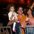 Mylla Christie foi com a família à pré-estreia do filme 'Minha Mãe é Uma Peça 2' em São Paulo, nesta segunda-feira, 12 de dezembro de 2016