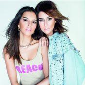Mariana Rios e Fernanda Paes Leme exibem boa forma em ensaio de maiô. Fotos!