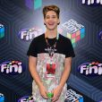 'Melhor fase da minha vida', escreveu o filho do cantor Leonardo ao falar sobre a novela