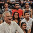 Ana Paula Renault elogiou Pedro Bial, ex-apresentador do 'BBB': 'Sou apaixonada por ele como profissional e pessoa'