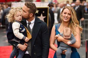 Filhas de Blake Lively e Ryan Reynolds chamam atenção em evento. Veja fotos!