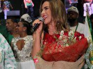 Carnaval 2017: Wanessa Camargo é apresentada como musa da Mocidade. 'Sucesso!'